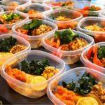 Готовые обеды и салаты