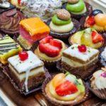 Пирожные, кексы, печенье